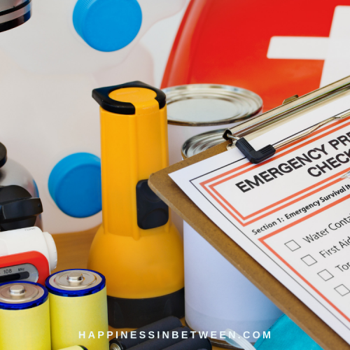 5 Essential Items for Emergencies