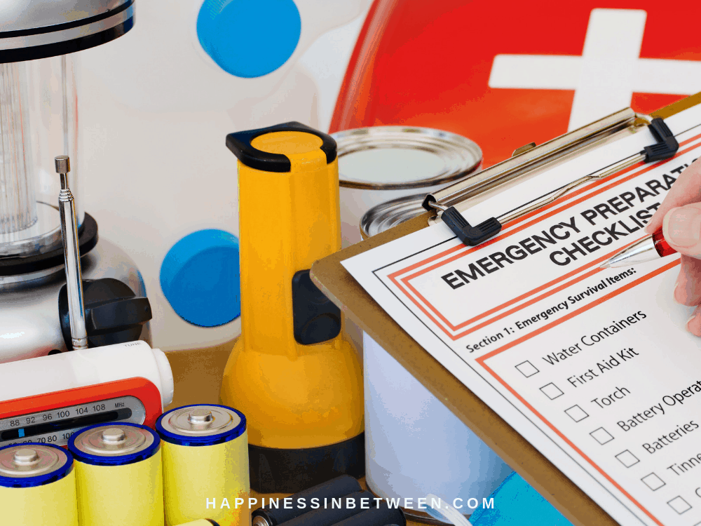 5 Essential Emergency Items
